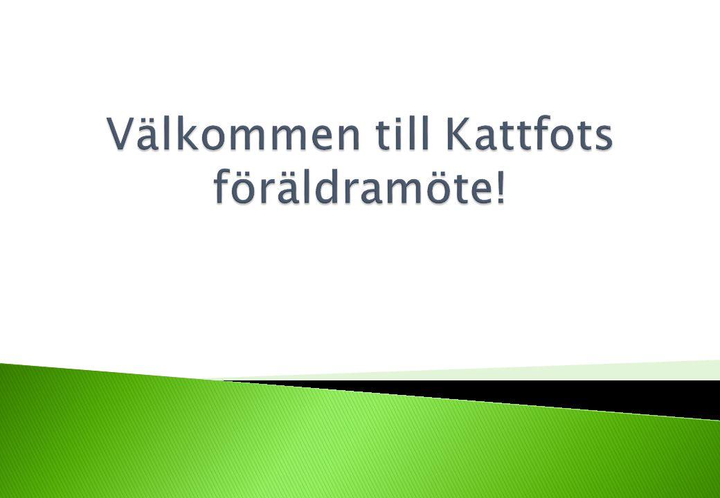 Välkommen till Kattfots föräldramöte!
