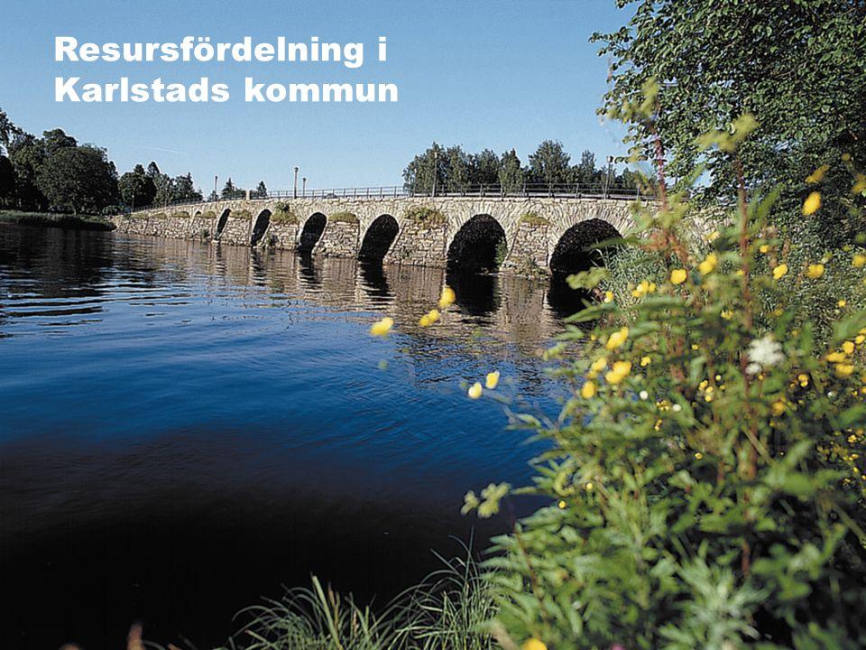 Resursfördelning i Karlstads kommun