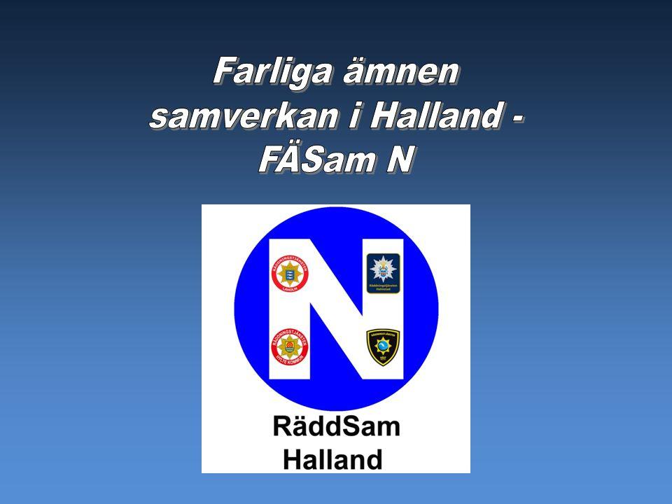 Farliga ämnen samverkan i Halland - FÄSam N
