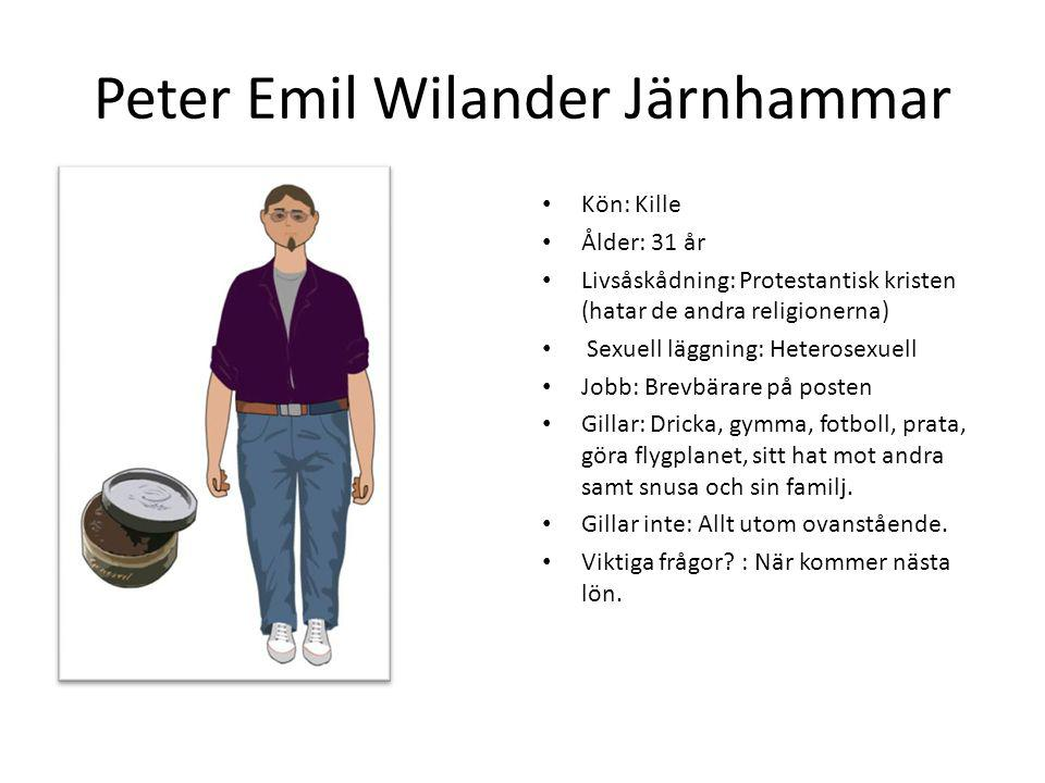 Peter Emil Wilander Järnhammar