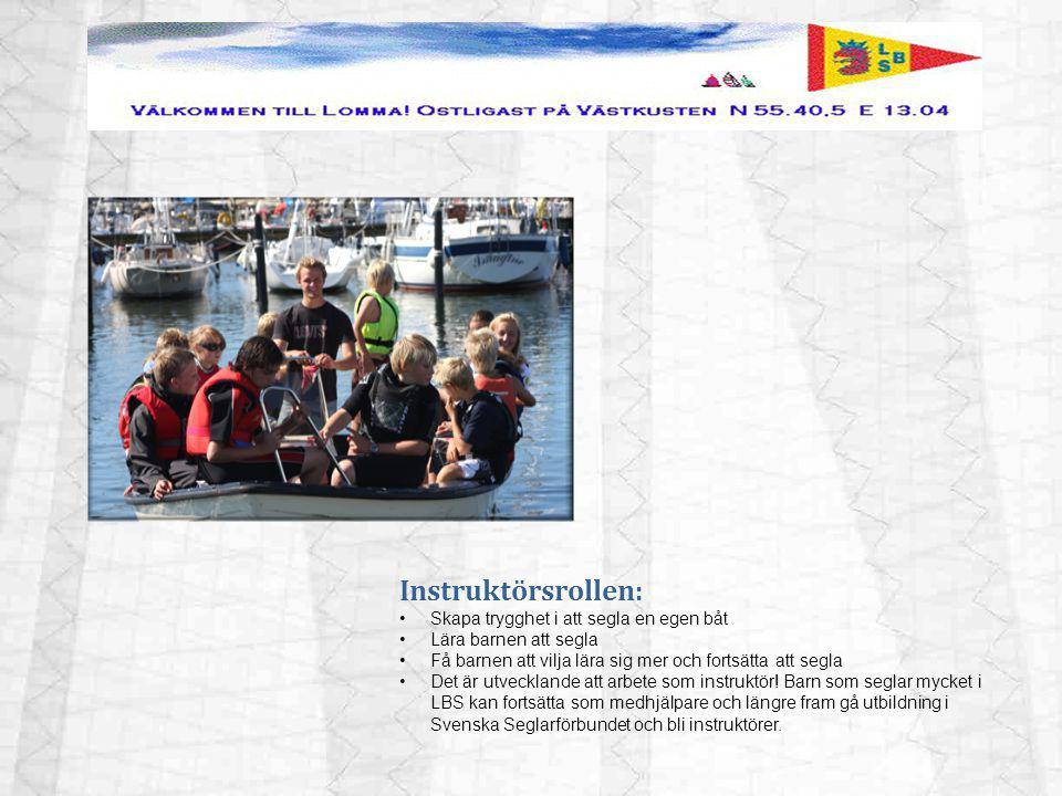 Instruktörsrollen: Skapa trygghet i att segla en egen båt