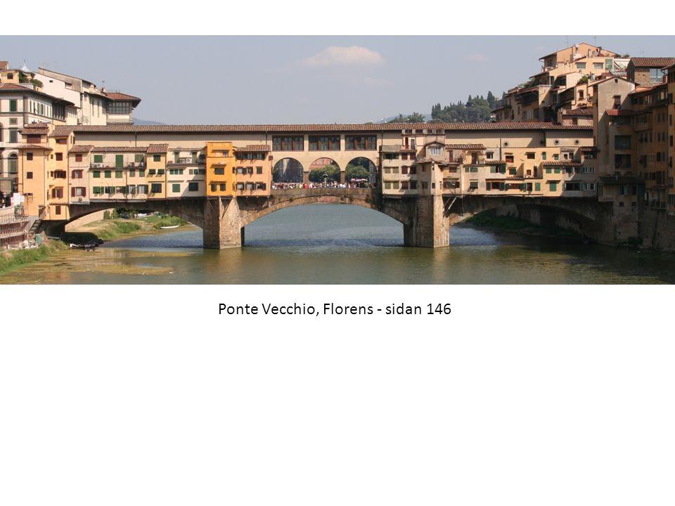 Ponte Vecchio, Florens - sidan 146