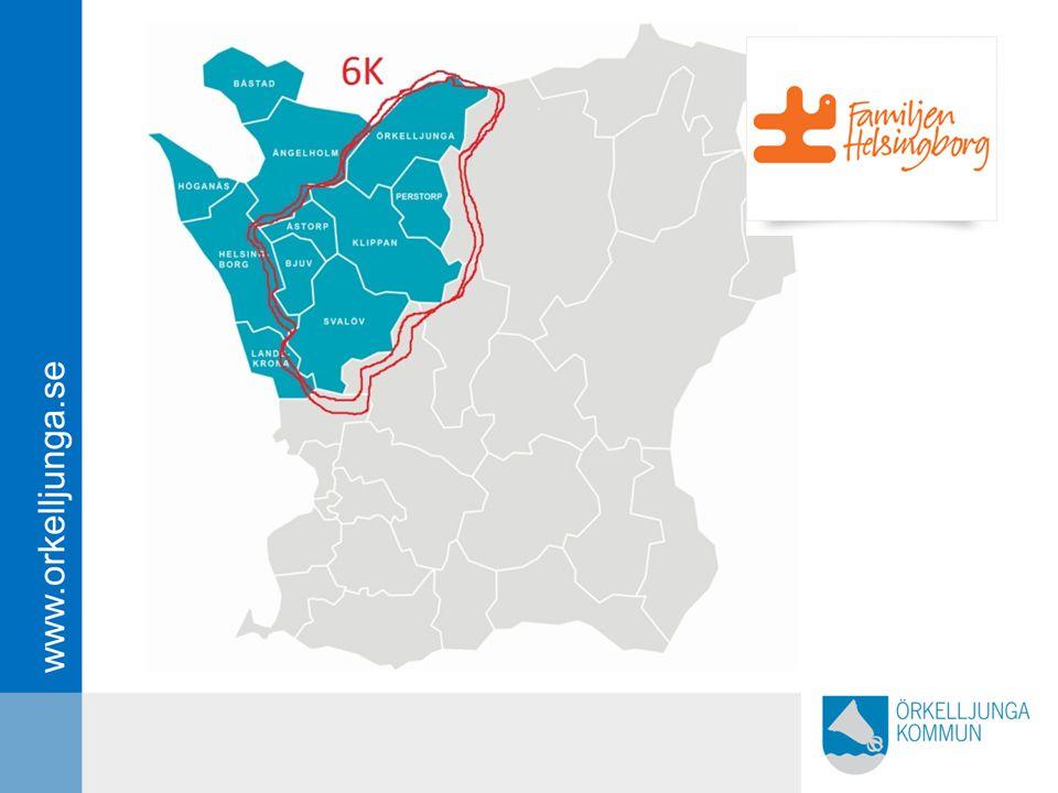 VI är den 'Inlands del' av familjen, ickie kustnära, den Lapplandska delen av släkten kan man säga.