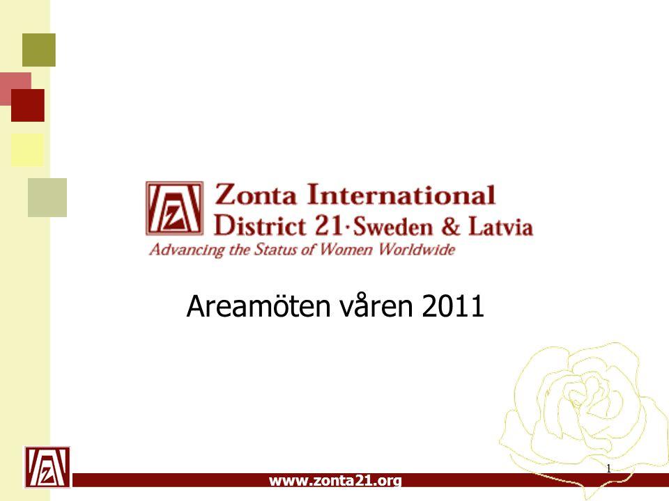 Areamöten våren 2011