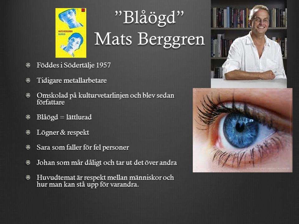 Blåögd Mats Berggren
