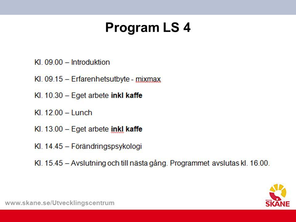 Program LS 4