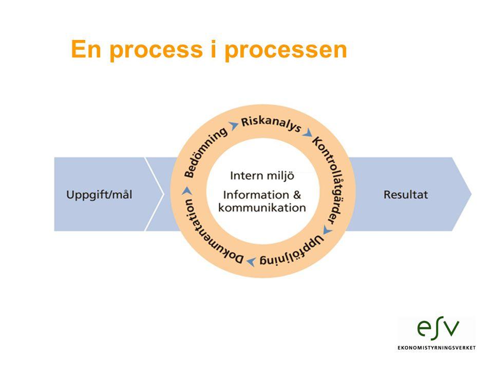 En process i processen