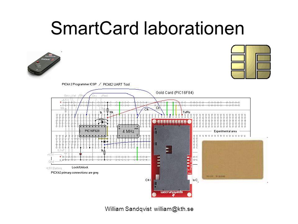 SmartCard laborationen