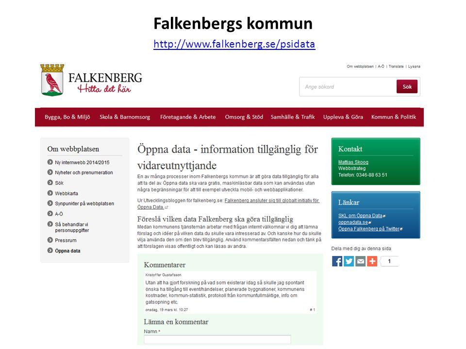 Falkenbergs kommun http://www.falkenberg.se/psidata