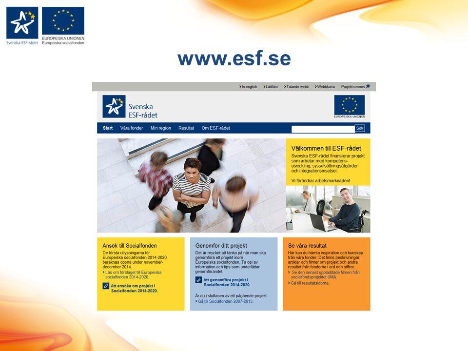 www.esf.se