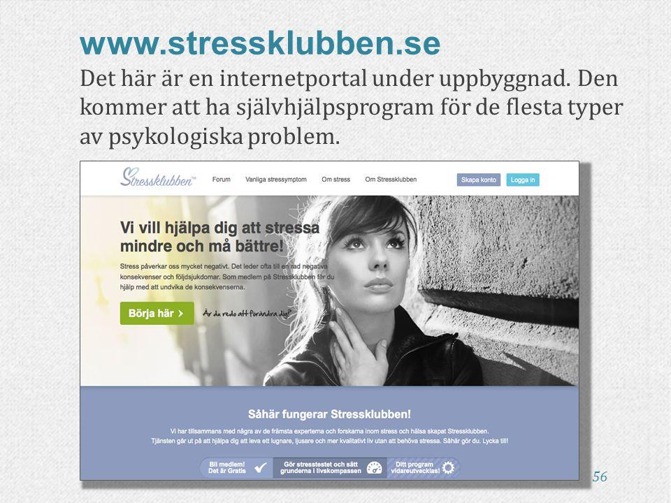 www.stressklubben.se