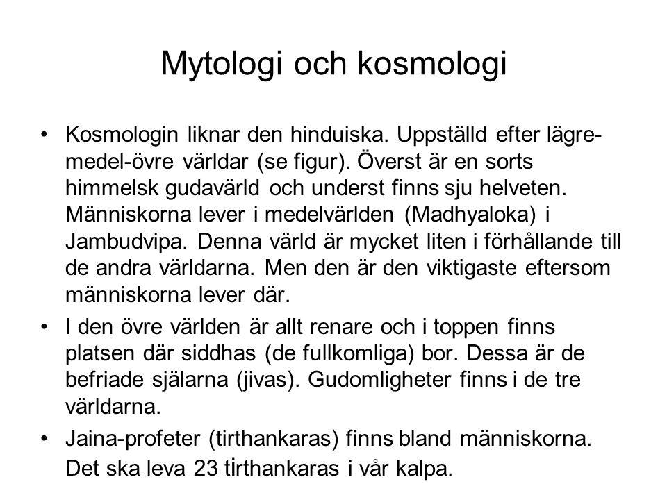 Mytologi och kosmologi