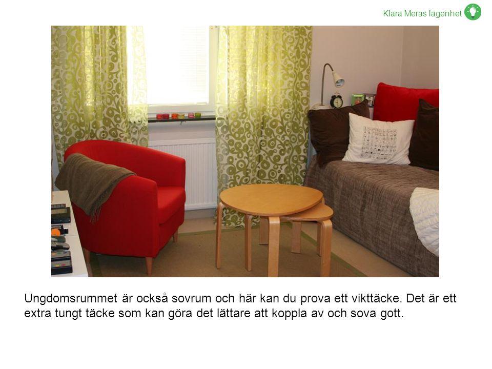 Klara Meras lägenhet