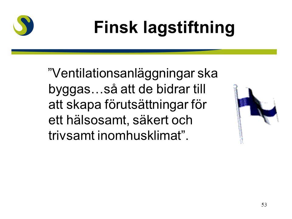 Finsk lagstiftning