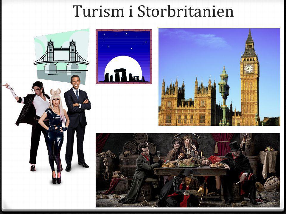 Turism i Storbritanien