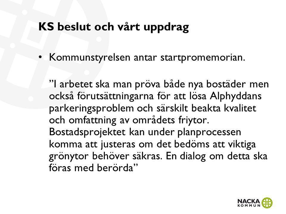 KS beslut och vårt uppdrag