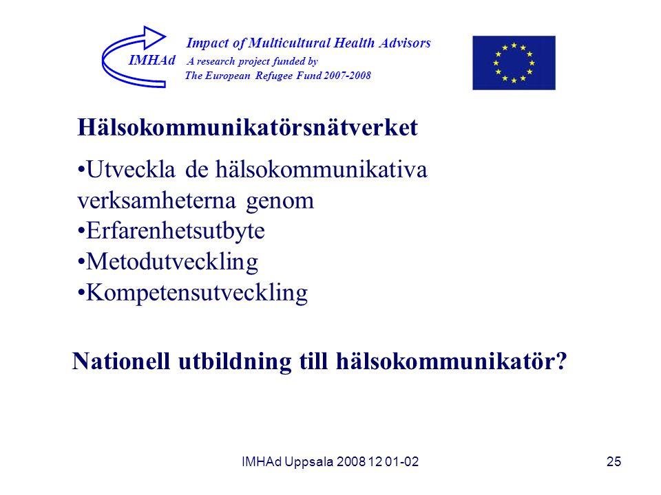 Hälsokommunikatörsnätverket