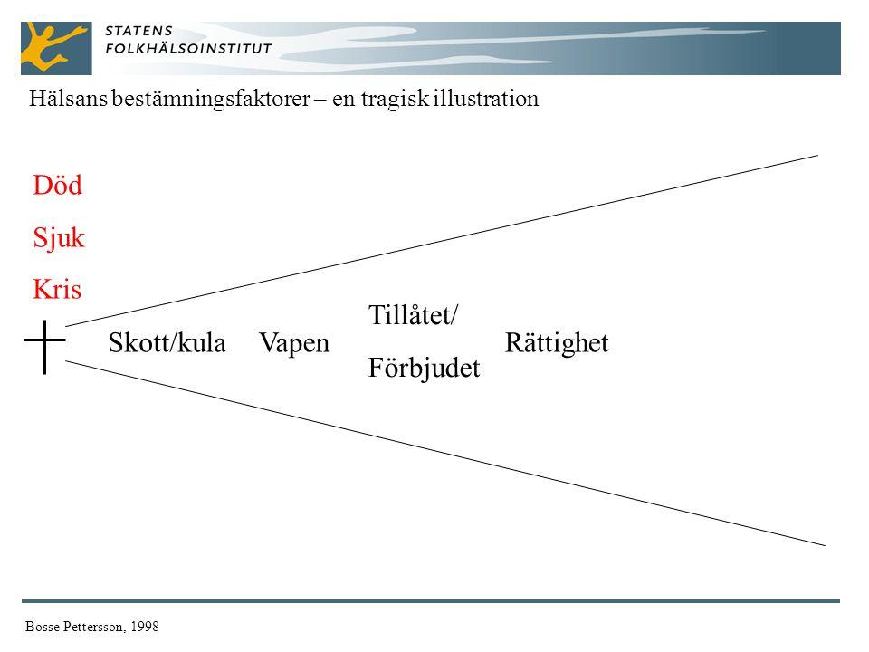Död Sjuk Kris Tillåtet/ Förbjudet Skott/kula Vapen Rättighet