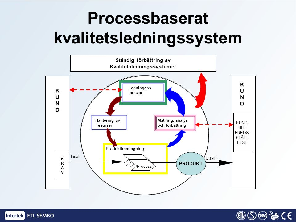 Processbaserat kvalitetsledningssystem