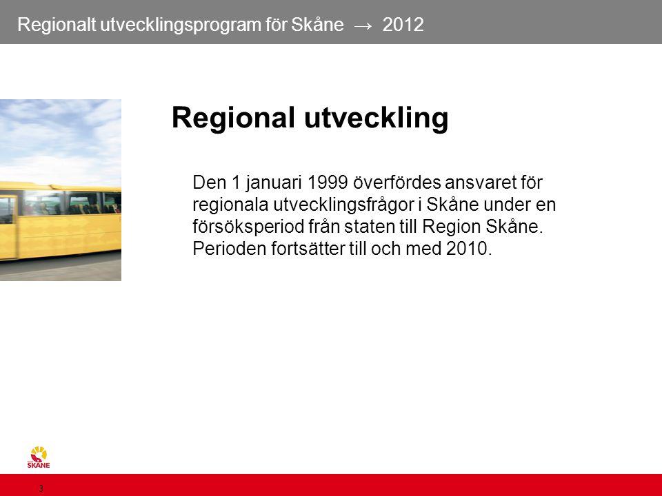 Regional utveckling
