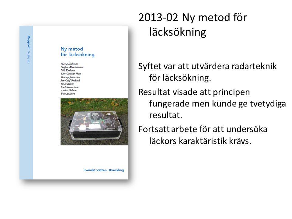 2013-02 Ny metod för läcksökning