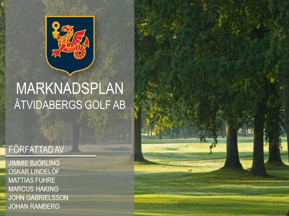 MARKNADSPLAN ÅTVIDABERGS GOLF AB