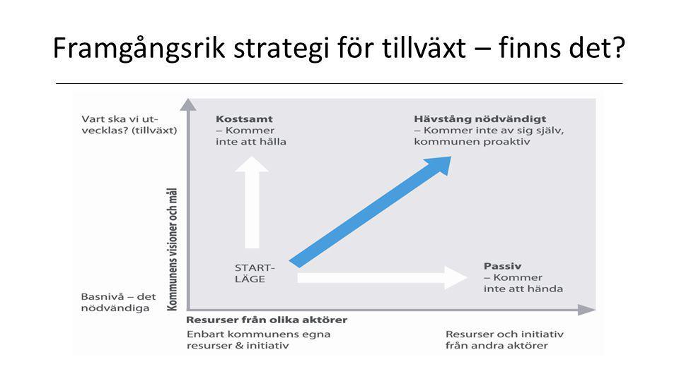 Framgångsrik strategi för tillväxt – finns det