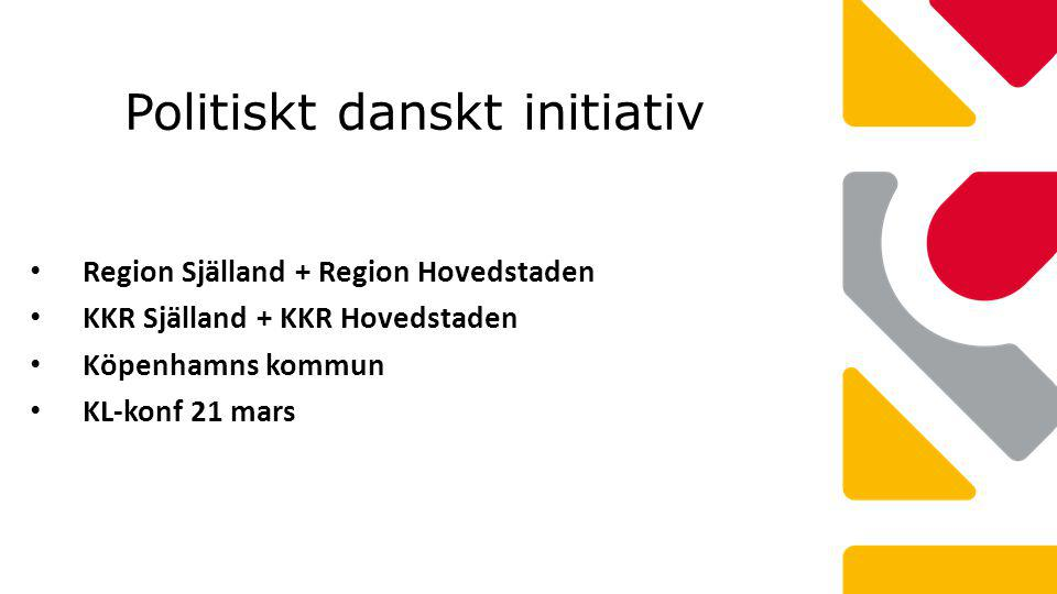 Politiskt danskt initiativ