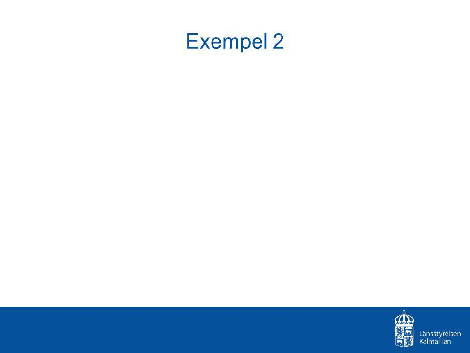 Exempel 2