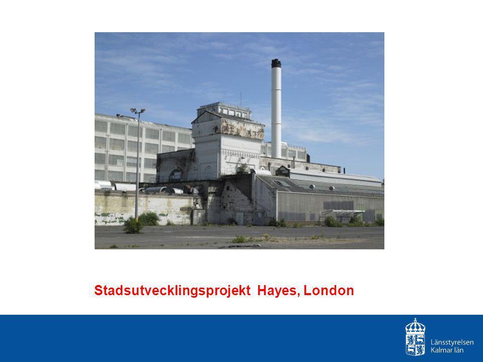 Stadsutvecklingsprojekt Hayes, London