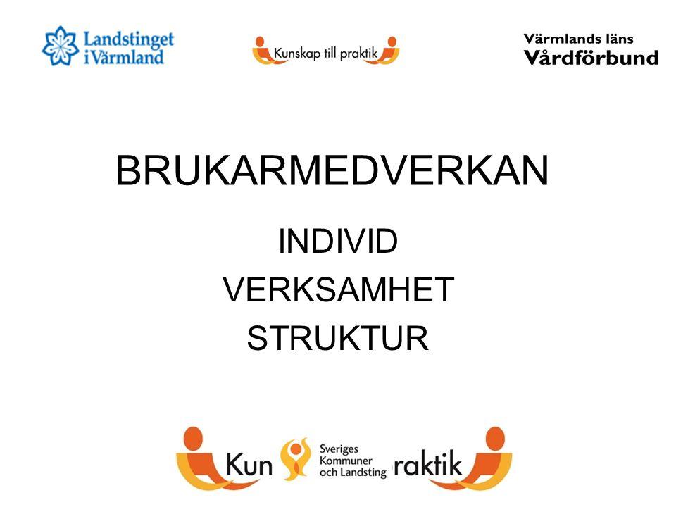 INDIVID VERKSAMHET STRUKTUR