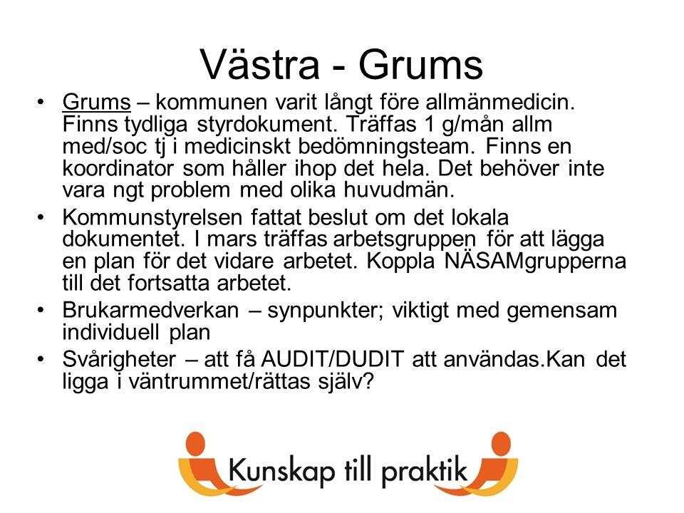 Västra - Grums