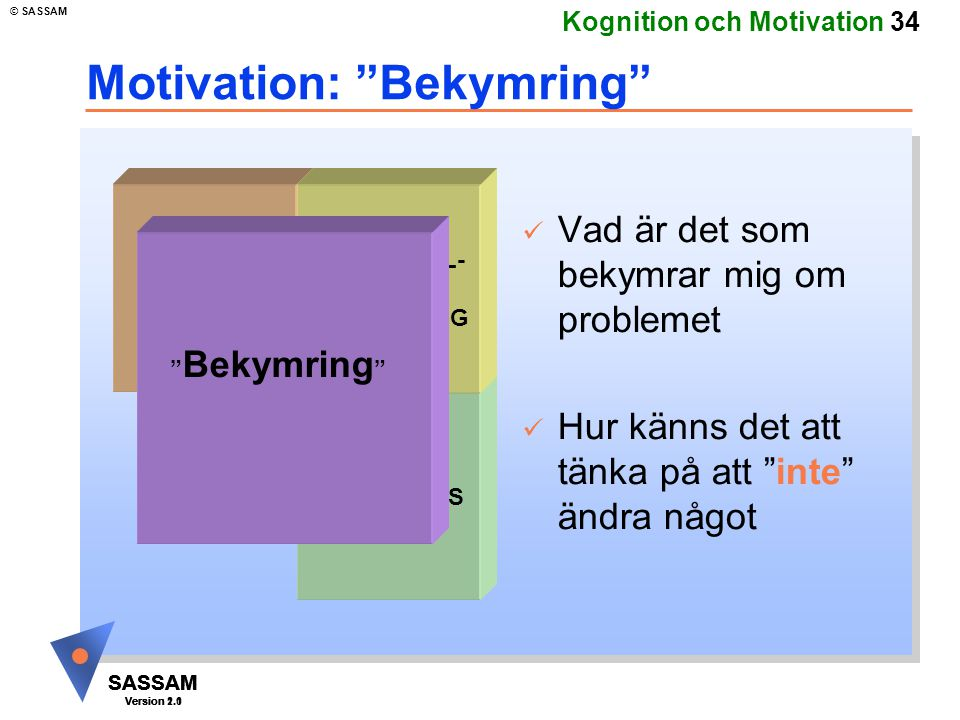 Motivation: Bekymring