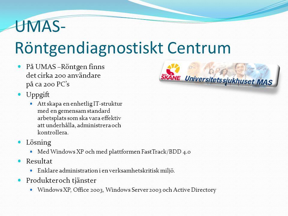 UMAS- Röntgendiagnostiskt Centrum