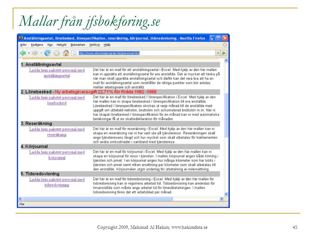 Mallar från jfsbokforing.se