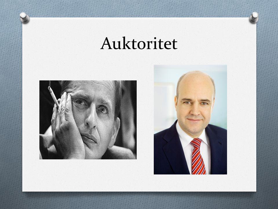 Auktoritet