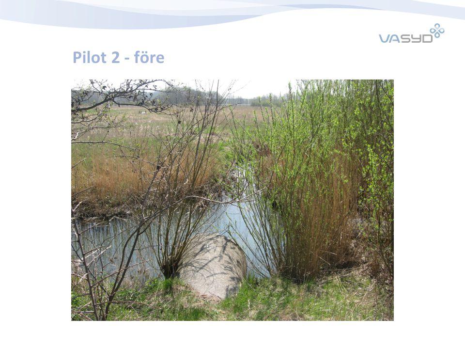 2017-04-07 Pilot 2 - före Riktad mot flödet