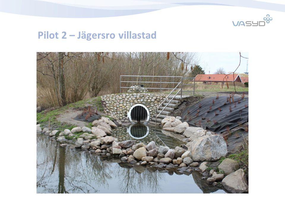 Pilot 2 – Jägersro villastad