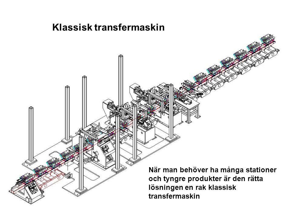 Klassisk transfermaskin