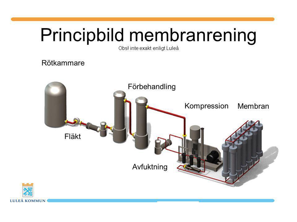 Principbild membranrening Obs! inte exakt enligt Luleå