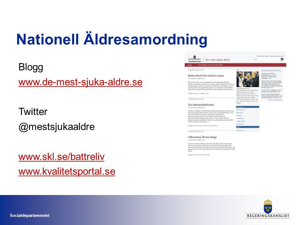 Nationell Äldresamordning