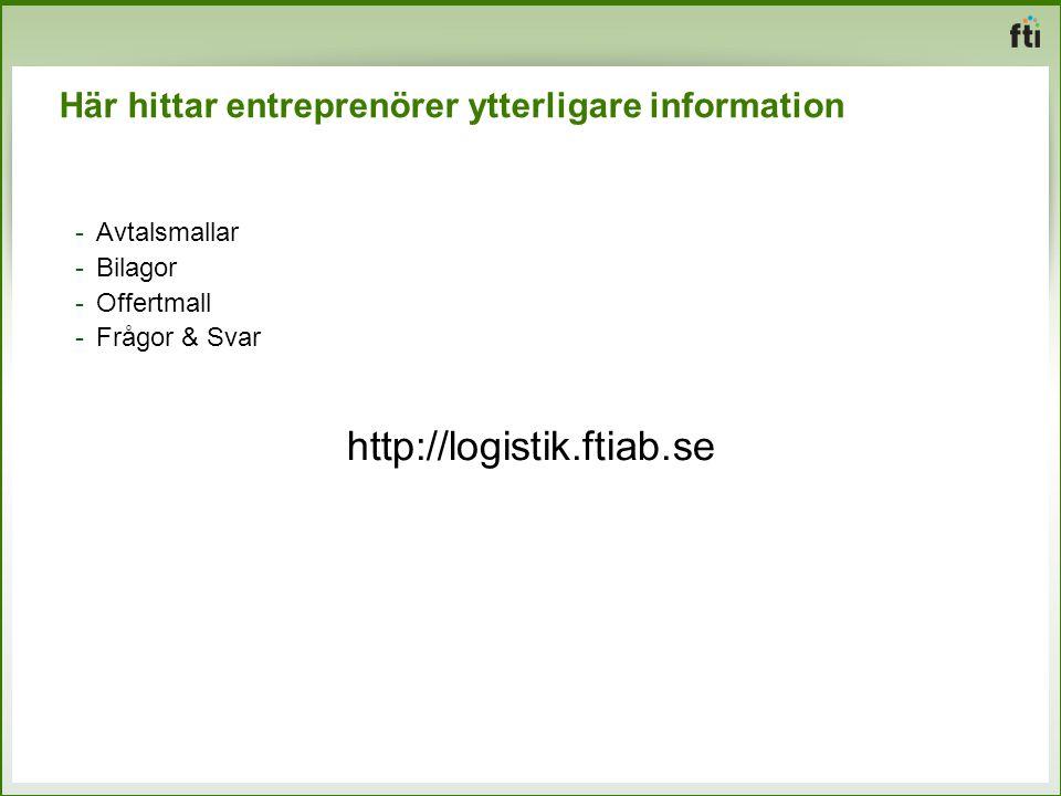 Här hittar entreprenörer ytterligare information