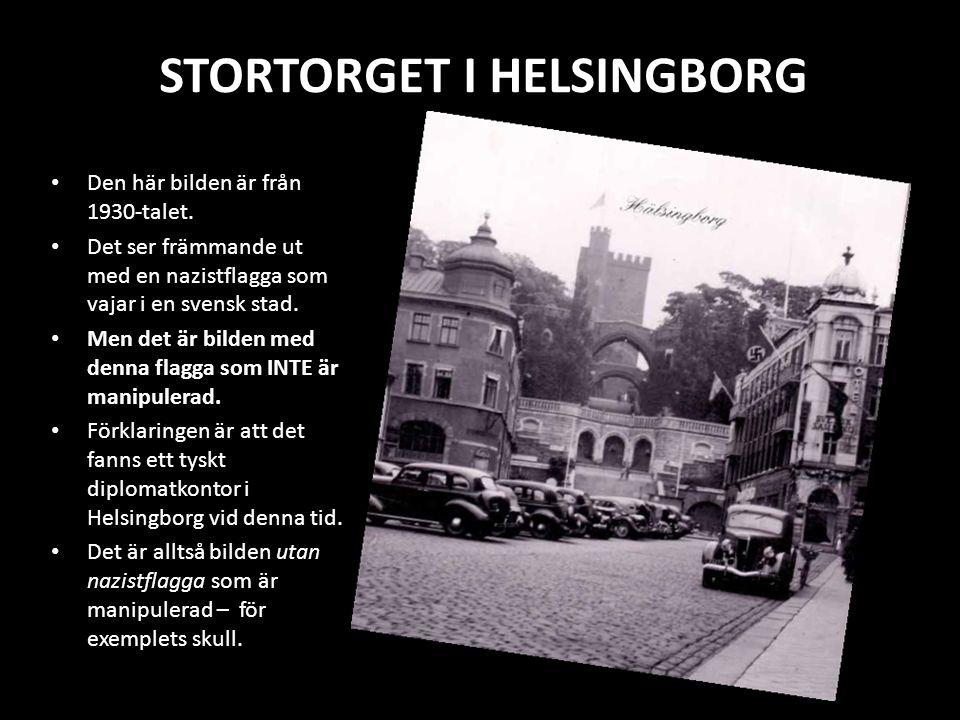 STORTORGET I HELSINGBORG