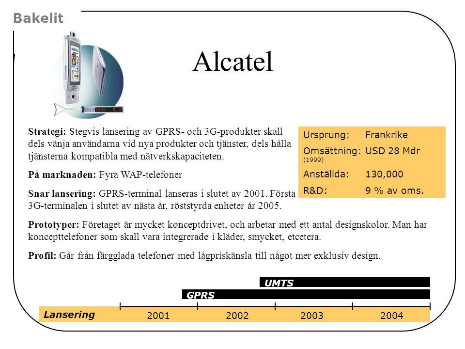 Bakelit Alcatel.