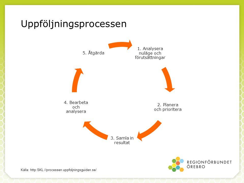 Uppföljningsprocessen