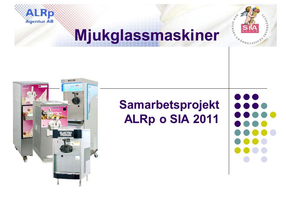 Samarbetsprojekt ALRp o SIA 2011