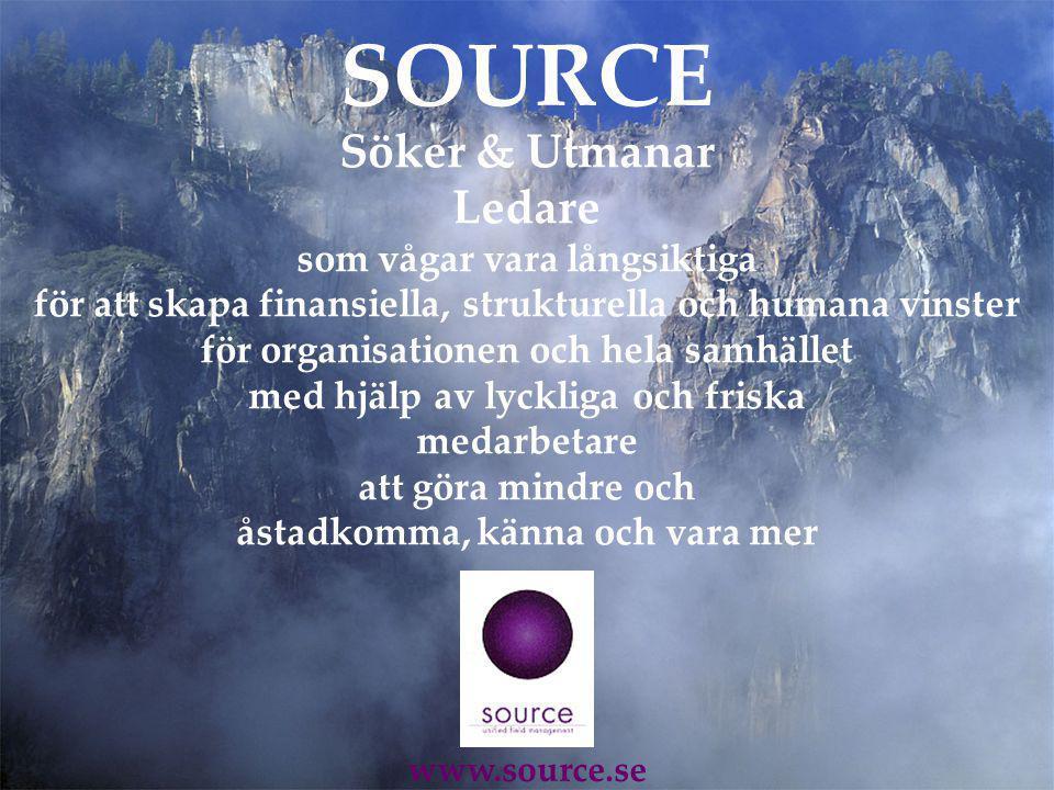 SOURCE Söker & Utmanar Ledare som vågar vara långsiktiga