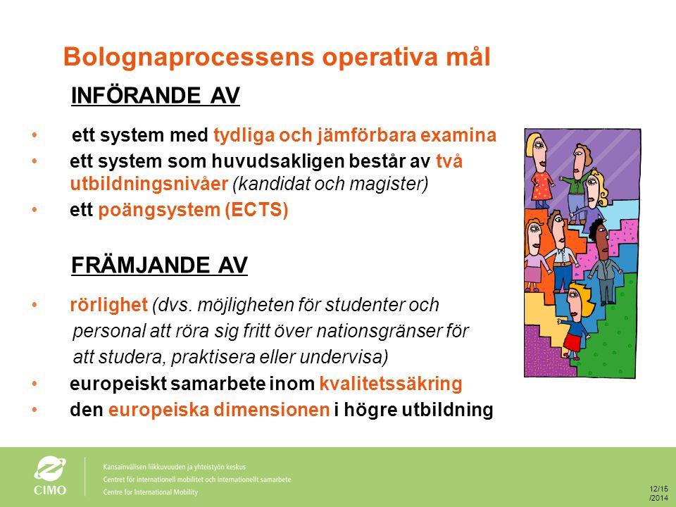 Nordisk mobilitetsanalys inom högre utbildning