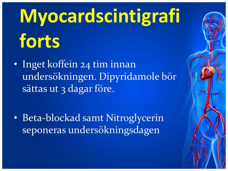Myocardscintigrafi forts
