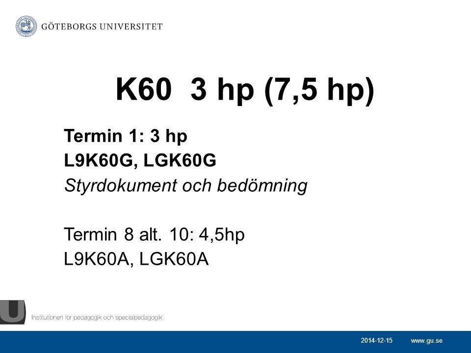 K60 3 hp (7,5 hp) Termin 1: 3 hp L9K60G, LGK60G
